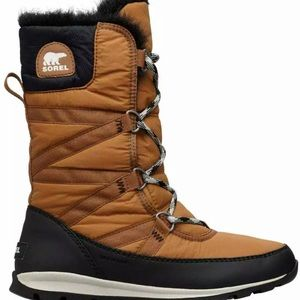 Sorel whitney tall lace boots